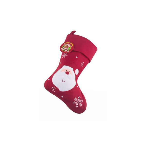 Luxury Santa Stocking
