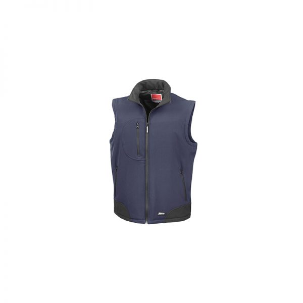 Sleeveless Gillet Softshell
